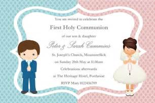 First communion invitations personalised first communion invitations
