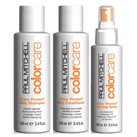 paul mitchell color paul mitchell color care kit u