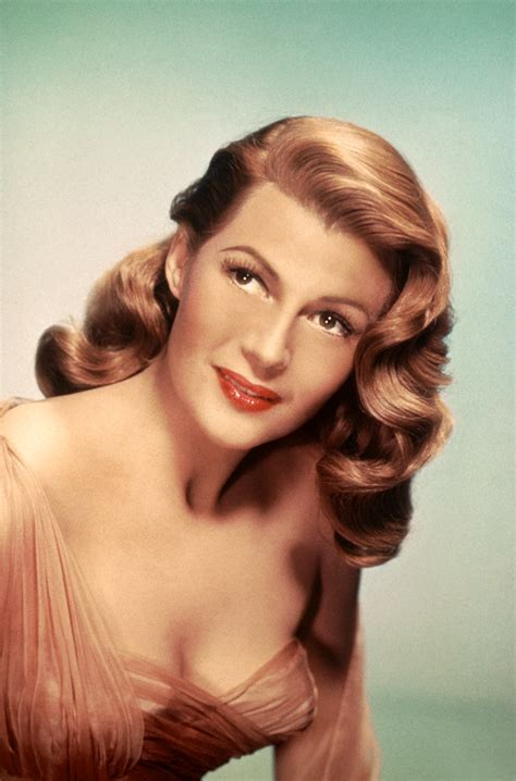 17 best images about retro vintage hair styles on 1000 images about rita hayworth actress on pinterest