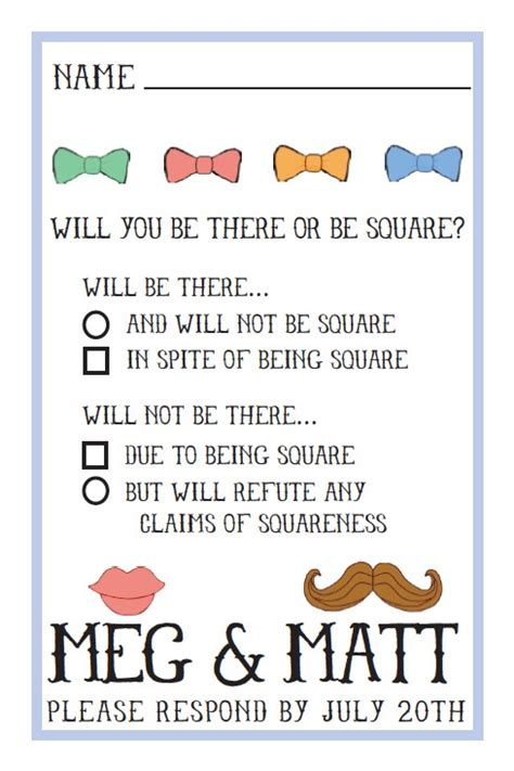 funniest wedding rsvp cards how to get your guests to rsvp to your wedding st simons wedding planner island