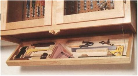 drop  tool storage tray
