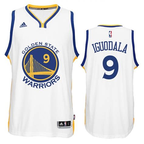 camiseta andre iguodala golden state warriors home