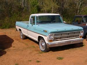 Fords For Sale 1968 Ford F100 For Sale