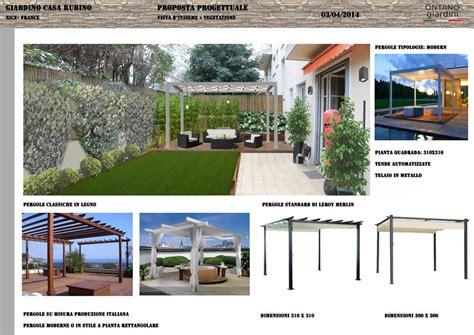 progetto piccolo giardino progettazione e realizzazione di un piccolo giardino
