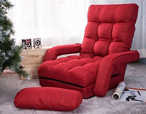 floor pillow chair comfortable reading chair