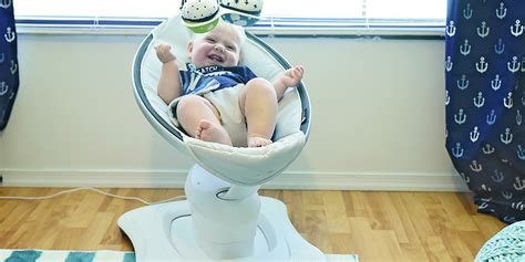 mamaroo swing reviews mamaroo baby swing by 4moms review whimsy hope