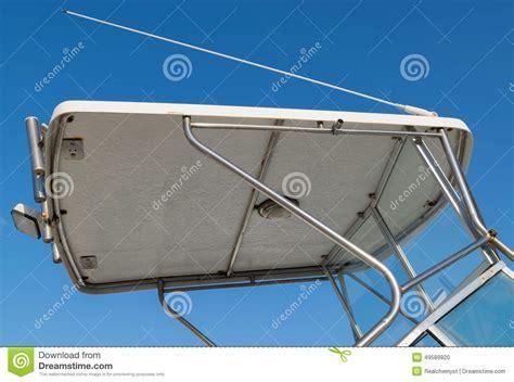 boat canopy photos boat canopy stock photo image 49589820