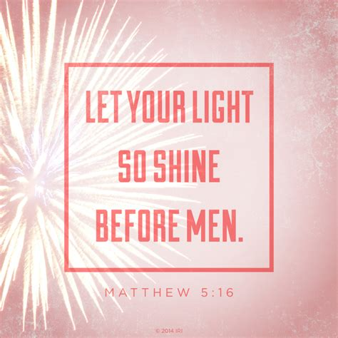 Let Your Light So Shine Before by Let Your Light Shine
