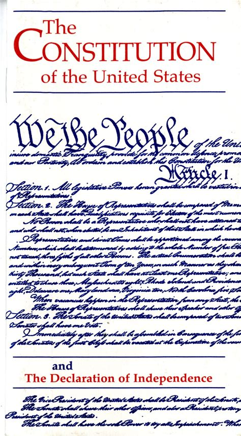 printable version of the bill of rights bill of rights at 225 a guarantee for the people