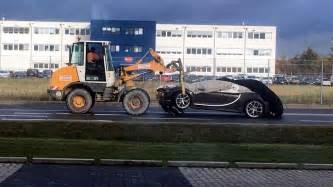 Bugatti Crash This Is The Bugatti Chiron Crash