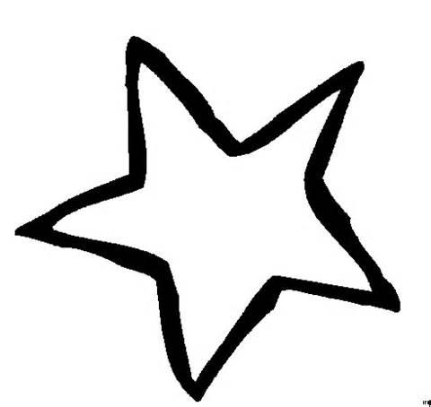 stern 3 ausmalbild amp malvorlage sonne mond und sterne