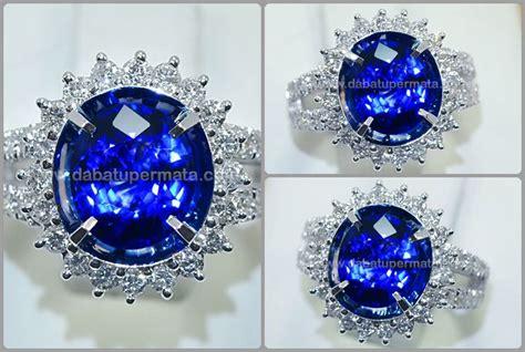 Blue Safir Tanzania 5 85ct pin by batu permata on sapphire gemstone batu safir