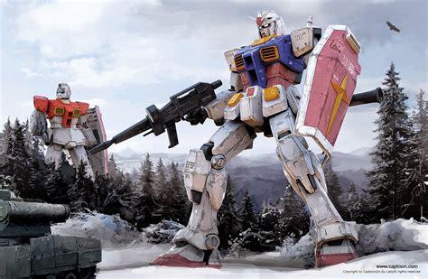 Gundam Rx 78 Wallpaper | rx 78 2 gundam and rgm 79 gm wallpaper gundam kits