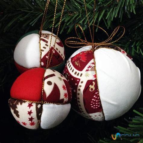 como decorar bolas de navidad c 243 mo hacer bolas de tela para navidad 9 pasos