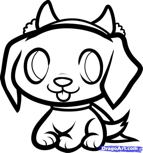 halloween puppy coloring page cartoon puppy pics cliparts co