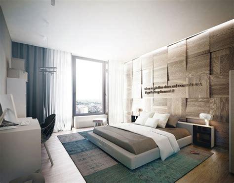 Ordinaire Petit Meuble Pour Chambre #3: Decoration-mur-bois-chambre.jpg