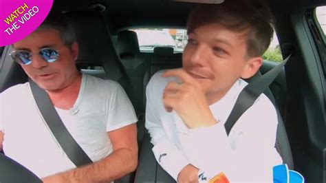 louis tomlinson x factor group x factor s louis tomlinson is forced to teach simon cowell