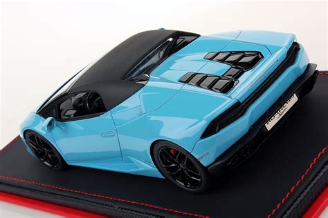 lamborghini top lamborghini huracan lp 610 4 spyder soft top 1 18 mr