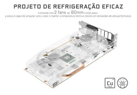 Galax Geforce Gtx 1050 Ti Exoc White Edition 4gb Ddr5 Limitededition galax geforce 174 gtx 1050 ti exoc white placas de v 205 deo