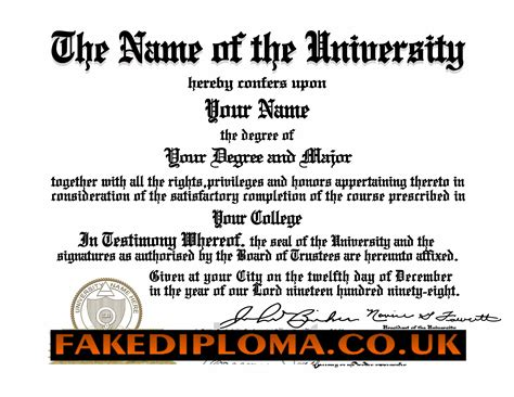 superior fake diploma fake degrees