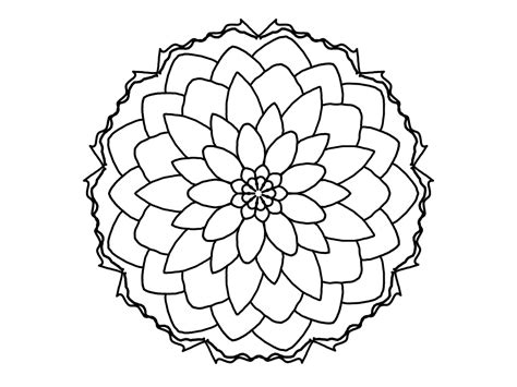 zum ausmalen mandala pictures to pin on pinterest tattooskid