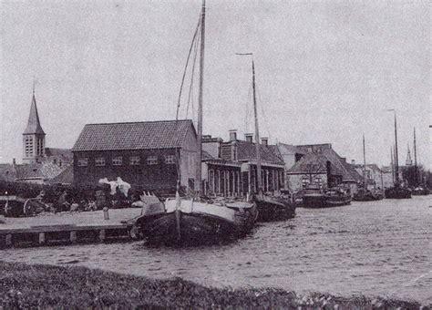 heeg markt de buterhoeke na 1870 de sylboade
