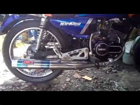 Modif Rx King Purbalingga by Knalpot Standar Racing Thailand Funnycat Tv