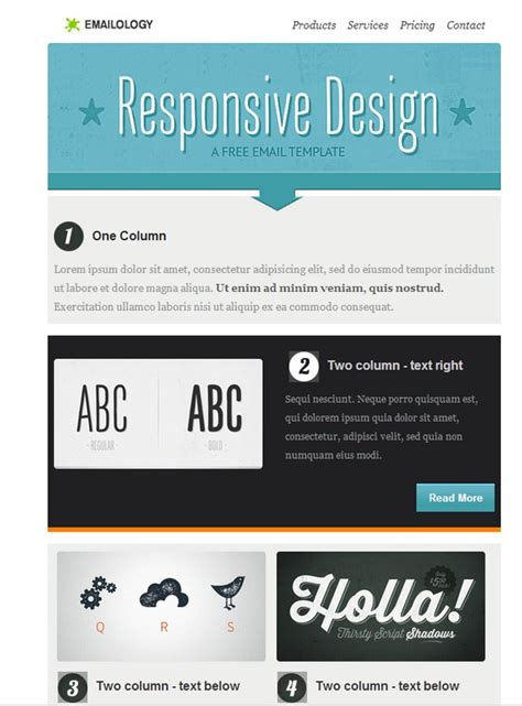 how to make a responsive email template 35 best responsive html email templates free premium