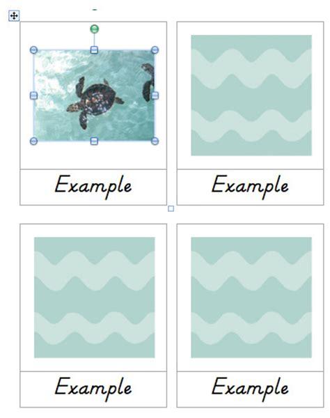 montessori 3 part cards template diy montessori 3 part cards imagine our