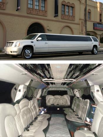 California Limousine Service by Orange County Limo Service Now Arriving With Century Limousine