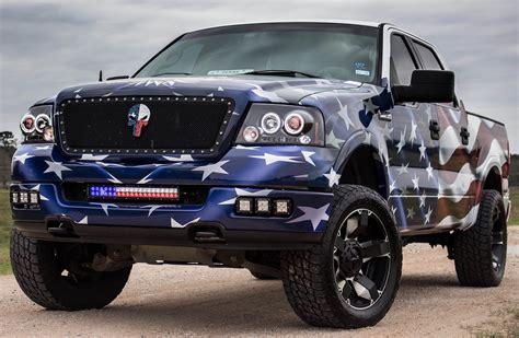 custom ford f150 custom 2005 ford f 150 one take