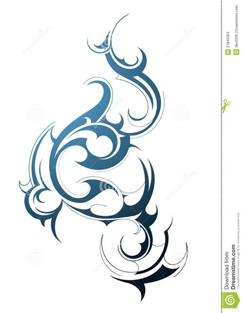 ocean wave tribal tattoos www pixshark com images