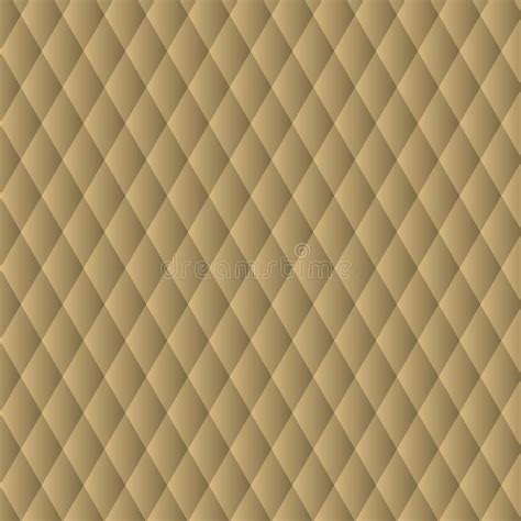 quilted fabric background stock illustration illustration