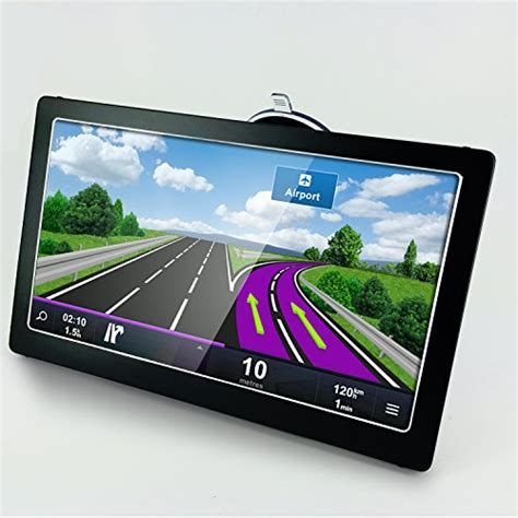 Thinner More Portable Gps by Ultrathin Portable 7 Inch Touch Screen Car Gps Navigation