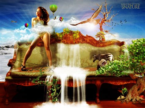 beautiful montage 13 fantastic nature wallpapers undergone photo