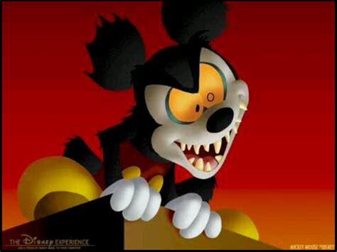 scary mickey | flickr photo sharing!
