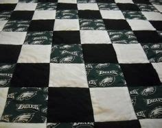 Philadelphia Eagles Quilt by Quilts Quilts More Quilts On