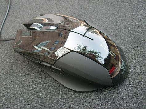 Mouse Xluca enzatec x luca teamscorpion xms001bk pcdesign