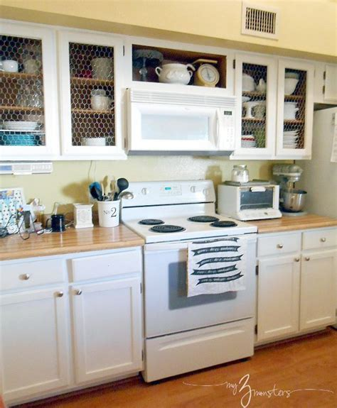 fabulous kitchen cabinet makeover with 10 diy kitchen 10 diy cabinet makeovers that will make your kitchen look