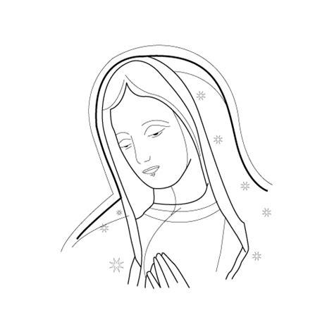 imagenes de la virgen faciles para dibujar mensajes de la virgen hasta el 7 de noviembre vida