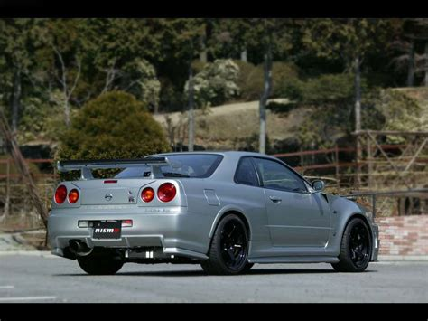 nissan skyline 2005 photo nismo nissan skyline r34 gtr