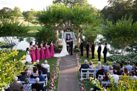 and company outdoor weddings brazos valley