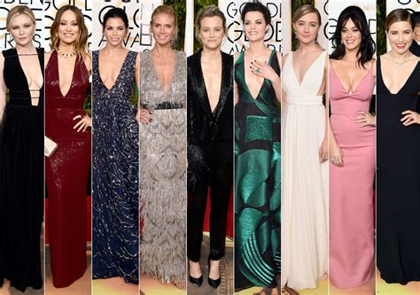 golden globes the who risked wardrobe