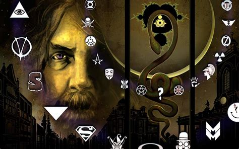 alan moore    charge   universe aeon essays