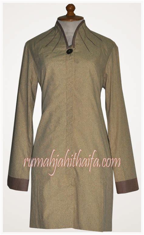 Jahit Blazer Wanita 4 Blouse Batik Order Jahit Ibu Hera Di Jakarta Rumah
