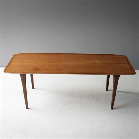 Sixties Coffee Table Teak Coffee Table From The Sixties 61823