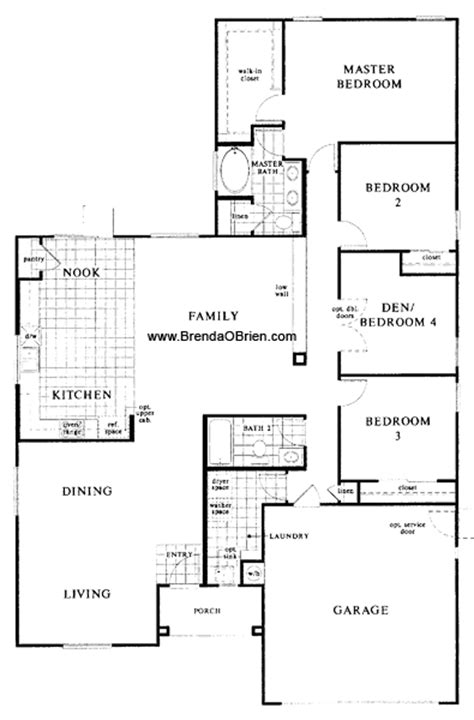 kb floor plans black horse ranch floor plan kb home model 2082