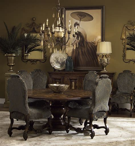 Tuscan Dining Room Tuscan Furniture Colorado Style Home Furnishings