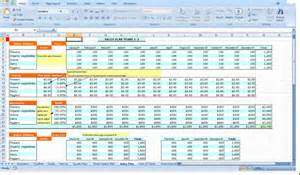 financial forcasting in excel png images frompo