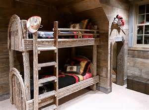 Deer Bed Inspiring Rustic Bedroom Ideas To Decorate With Style
